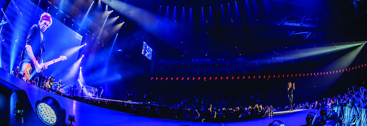 Rolling Stones - Bigger Bang UK Stadium Tour