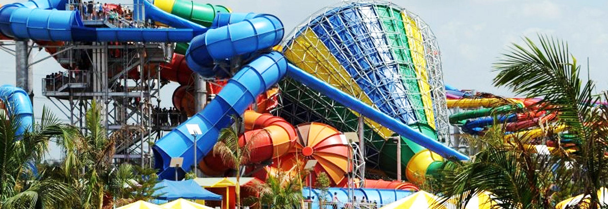 Theme Parks - Wet n Wild Sydney