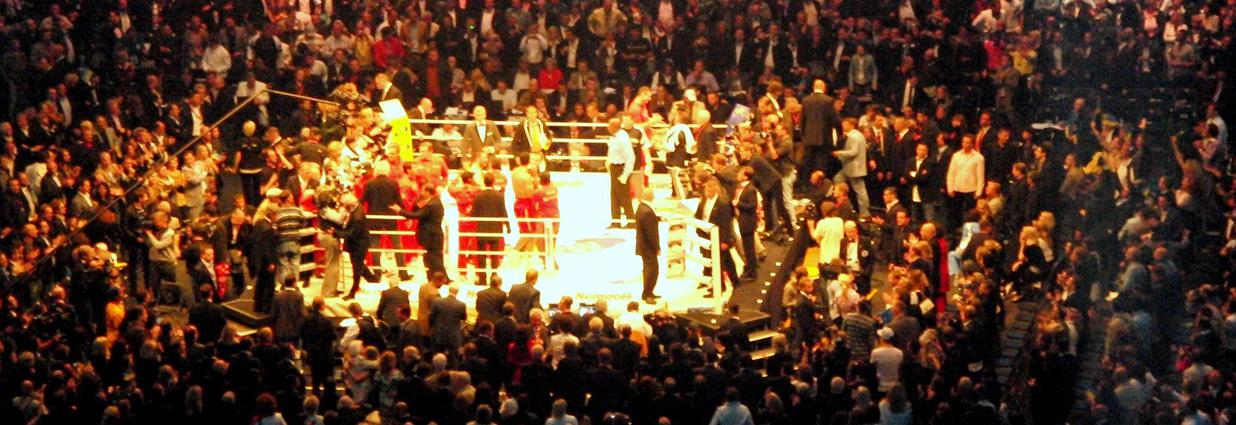 World Title Fight Uganda