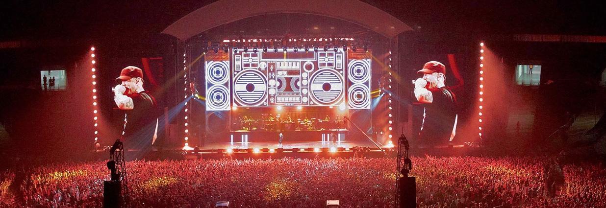 Eminem Anger Management World Tour 2003