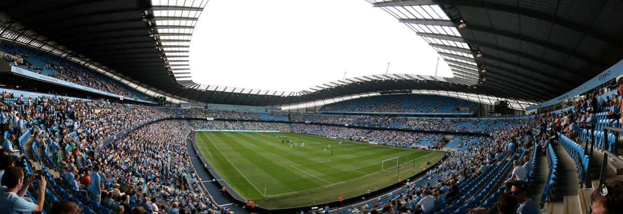 Manchester City Stadium (UK)