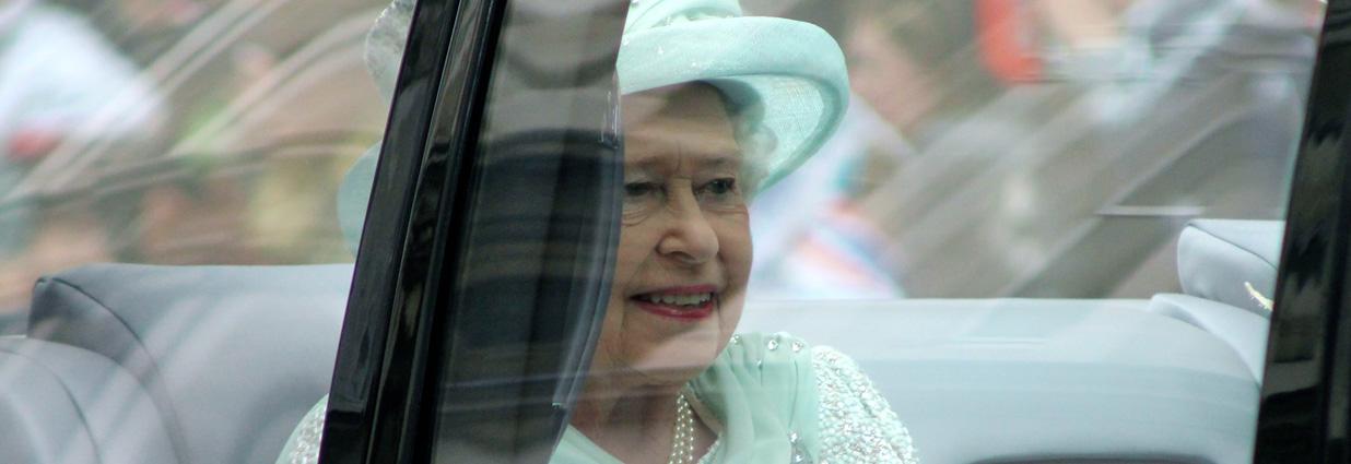 Royal Visit - HM Queen Elizabeth II