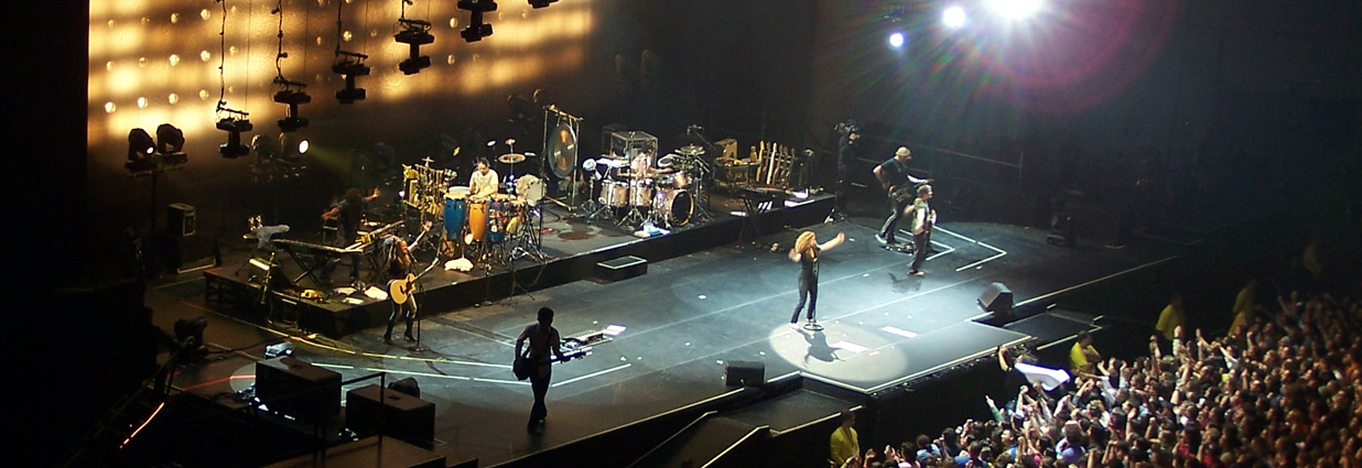 Shakira – Tale of the Mongoose South and Central American Tour