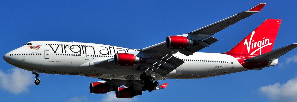 BIOFUEL Launch – Virgin Atlantic
