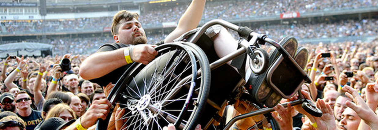 Disabled access ticket sales up 70 per cent in past year