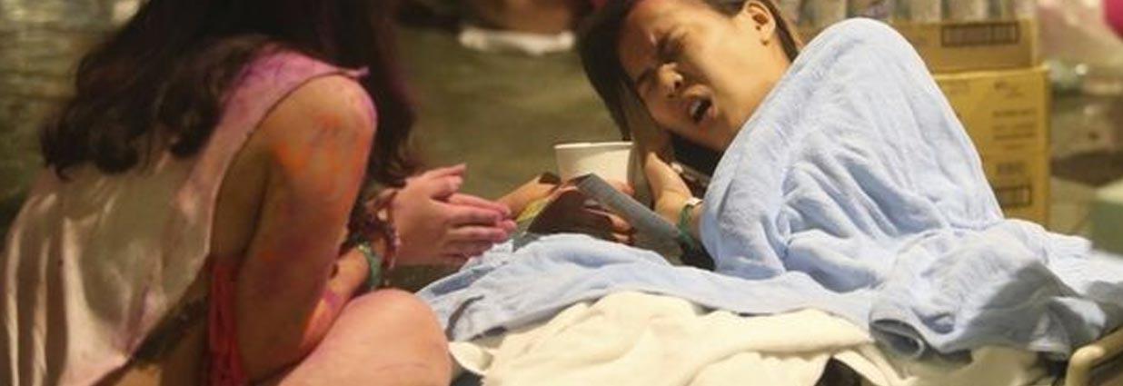 Taiwan Formosa Water Park explosion injures hundreds