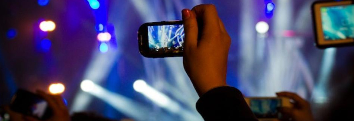 The impact social media has in assisting with crowd safety at events