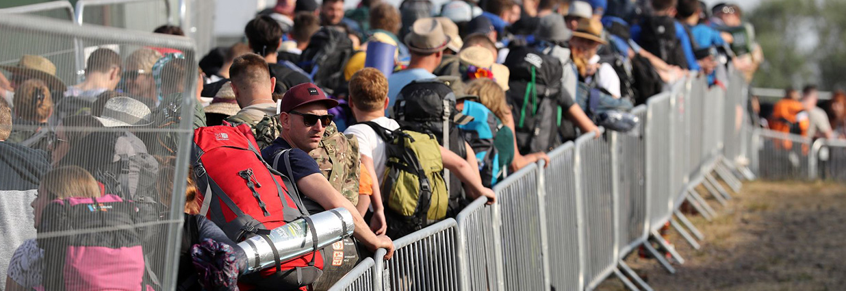 Festival Searching and Security